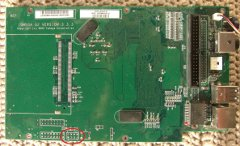 StorCenter mainboard