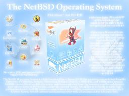 Picture of NetBSD Sales Box Poster
